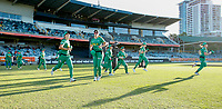 2nd November 2019; Western Australia Cricket Association Ground, Perth, Western Australia, Australia; Womens Big Bash League Cricket, Perth Scorchers versus Melbourne Stars; Players take to the field- Editorial Use