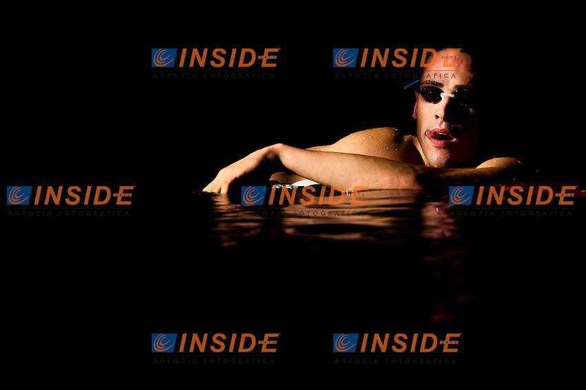 Fabio Scozzoli C.S. Esercito<br /> Day02 100 Rana Uomini <br /> Campionati Italiani Assoluti Nuoto Invernali Open Fin<br /> Riccione Italy 18-19/12/2015<br /> Photo Andrea Masini/Deepbluemedia/Insidefoto