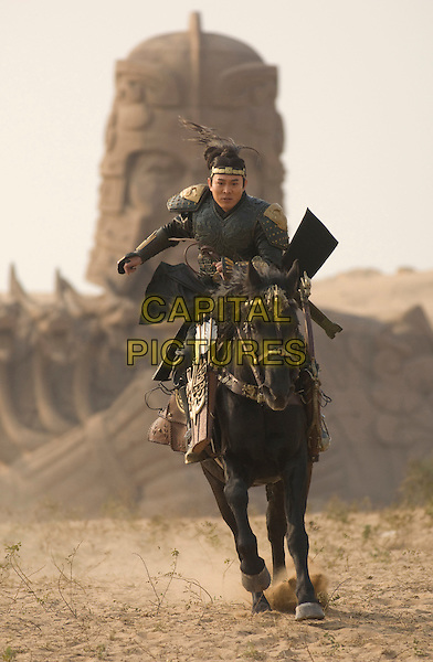 JET LI.in The Mummy: Tomb of the Dragon Emperor .(Mummy 3).*Filmstill - Editorial Use Only*.CAP/FB.Supplied by Capital Pictures.