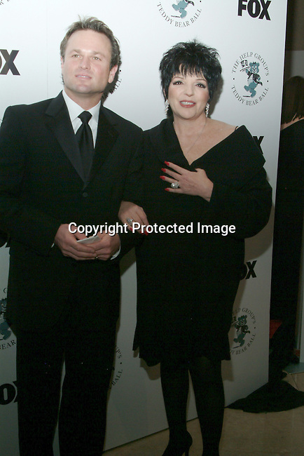 Sam Harris &amp; Liza Minnelli<br />