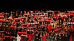 Liverpool fans during the Premier League match at Anfield, Liverpool. Picture date: 30th November 2019. Picture credit should read: Simon Bellis/Sportimage