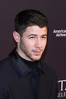 Nick Jonas attends the BAFTA Los Angeles Awards Season Tea Party at Hotel Four Seasons in Beverly Hills, California, USA, on 06 January 2018. Photo: Hubert Boesl - NO WIRE SERVICE - Photo: Hubert Boesl/dpa /MediaPunch ***FOR USA ONLY***