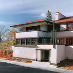 Westcott House by Frank Lloyd Wright