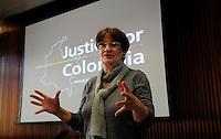 Latin America 2014 Conference<br /> Adelante!<br /> <br /> 'Peace and Protest in Columbia' seminar<br /> Christine Blower<br /> General Secretary National Union of Teachers