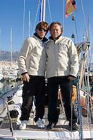 Pajuelin XIII - Benidorm - XXII Trofeo 200 millas a dos - Club Náutico de Altea - Alicante - Spain - 22/2/2008