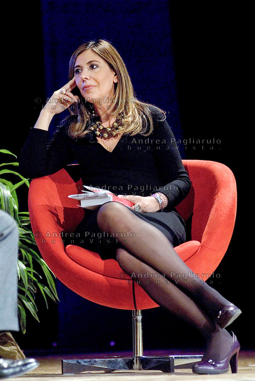 Maria Latella.© Andrea Pagliarulo