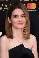 Shirley Henderson arriving for the Olivier Awards 2018 at the Royal Albert Hall, London, UK. <br /> 08 April  2018<br /> Picture: Steve Vas/Featureflash/SilverHub 0208 004 5359 sales@silverhubmedia.com