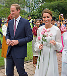 """CATHERINE, DUCHESS OF CAMBRIDGE AND PRINCE WILLIAM.attend Cultural Event, Central Park, Kuala Lumpur_14/09/2012.Mandatory credit photo: ©Dias/DIASIMAGES..(Failure to credit will incur a surcharge of 100% of reproduction fees)..                **ALL FEES PAYABLE TO: """"NEWSPIX INTERNATIONAL""""**..IMMEDIATE CONFIRMATION OF USAGE REQUIRED:.DiasImages, 31a Chinnery Hill, Bishop's Stortford, ENGLAND CM23 3PS.Tel:+441279 324672  ; Fax: +441279656877.Mobile:  07775681153.e-mail: info@newspixinternational.co.uk"""