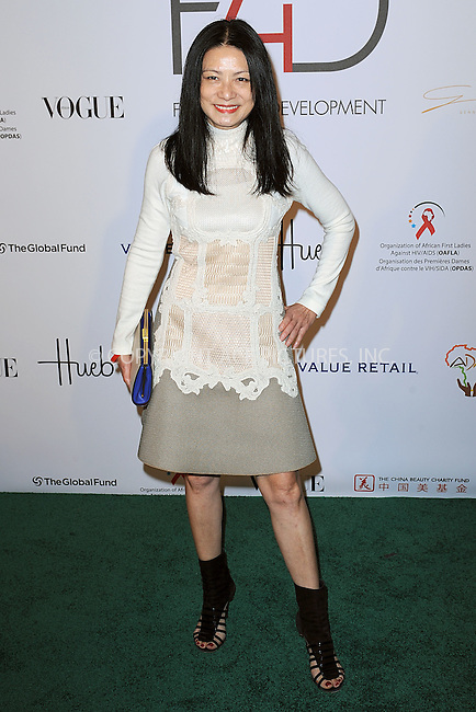 WWW.ACEPIXS.COM<br /> September 28, 2015 New York City<br /> <br /> Vivienne Tam attending Fashion 4 Development's 5th annual Official First Ladies luncheon at The Pierre Hotel on September 28, 2015 in New York City.<br /> <br /> Credit: Kristin Callahan/ACE Pictures<br /> <br /> Tel: (646) 769 0430<br /> e-mail: info@acepixs.com<br /> web: http://www.acepixs.com