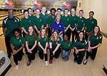 12-12-19, Huron High School bowling teams