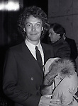 Tim Curry on January 17, 1981 in New York City.