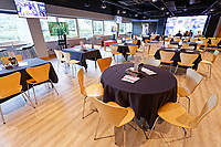 LT10 Lounge prior to the Sky Bet Championship match between Swansea City and Bristol City at the Liberty Stadium, Swansea, Wales, UK. Saturday 25 August 2018