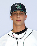 """Troy Scribner, Sophomore; Pitcher .6'3"""" 182 lbs. Bats/Throws: S/R .(Washington Depot, C.T./Sacred Heart) .The Friday starter for the Pioneers, Scribner was 9-3 in 2011 earning All-NEC 2nd team honors. No stranger to the NECBL, Troy's brother Evan played for North Adams in 2005 and is now with the San Diego Padres. ."""