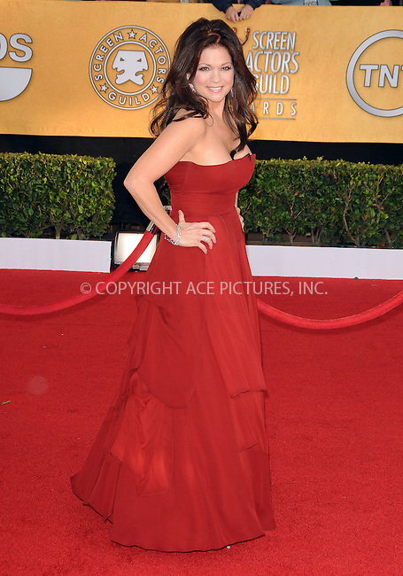 WWW.ACEPIXS.COM . . . . . ....January 30 2011, Los Angeles....Valerie Bertinelli arriving at the 17th Annual Screen Actors Guild Awards held at The Shrine Auditorium on January 30, 2011 in Los Angeles, CA....Please byline: PETER WEST - ACEPIXS.COM....Ace Pictures, Inc:  ..(212) 243-8787 or (646) 679 0430..e-mail: picturedesk@acepixs.com..web: http://www.acepixs.com