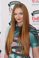 Sophie Turner at The Jameson Empire Film Awards 2014 - Arrivals, London. 30/03/2014 Picture by: Henry Harris / Featureflash