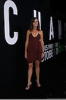 LOS ANGELES, CA - OCTOBER 17: Diane Farr attends the premiere of Hulu's 'Chance' at Harmony Gold Theatre on October 17, 2016 in Los Angeles, California. (Credit: Parisa Afsahi/MediaPunch).