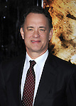 """LOS ANGELES, CA. - February 24: Executive Producer Tom Hanks arrives to HBO's premiere of """"The Pacific"""" at Grauman's Chinese Theatre on February 24, 2010 in Los Angeles, California."""