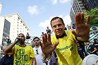 21.10.2018 - João Doria - Ato em apoio a Jair Bolsonaro em São Paulo