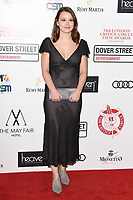 Liv Hill<br /> arriving for the London Critic's Circle Film Awards 2019 at the Mayfair Hotel, London<br /> <br /> ©Ash Knotek  D3472  19/01/2019