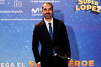 Javier Ruiz Caldera attends to Super Lopez premiere at Capitol cinema in Madrid, Spain. November 21, 2018. (ALTERPHOTOS/A. Perez Meca) /NortePhoto NORTEPHOTOMEXICO