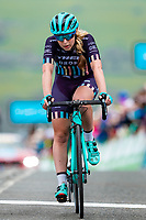 Picture by Alex Whitehead/SWpix.com - 04/05/2018 - Cycling - 2018 Asda Women's Tour de Yorkshire - Stage 1: Barnsley to Ilkley - Trek Drops' Annie Simpson.