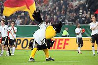 11.10.2011: Deutschland vs. Belgien