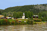Dawson City, The Yukon Territory, Canada, On the Yukon River, Village of Mossehide