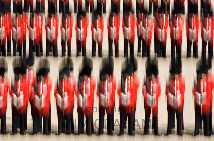 Trooping the Colour parade, London, United Kingdom.