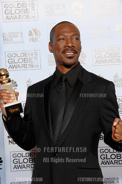 EDDIE MURPHY at the 64th Annual Golden Globe Awards at the Beverly Hilton Hotel..January 15, 2007 Beverly Hills, CA.Picture: Paul Smith / Featureflash