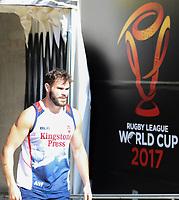 England RL Training - 18 Nov 2017