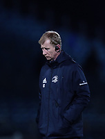 4th January 2020; RDS Arena, Dublin, Leinster, Ireland; Guinness Pro 14 Rugby, Leinster versus Connacht; Leinster Head Coach Leo Cullen considers the game before kickoff - Editorial Use