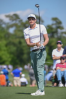 Nick Watney (USA) watches his tee shot on 3 during round 1 of the Houston Open, Golf Club of Houston, Houston, Texas. 3/29/2018.<br /> Picture: Golffile | Ken Murray<br /> <br /> <br /> All photo usage must carry mandatory copyright credit (© Golffile | Ken Murray)