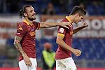 20121104 ROMA-CALCIO: LA ROMA BATTE IL PALERMO 4 A 1
