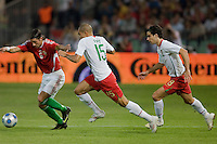 Hungary-Portugal soccer