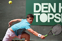 The Hague, Netherlands, 26 July, 2016, Tennis,  The Hague Open , Kamil Majchrzak (POL)<br /> Photo: Henk Koster/tennisimages.com