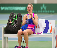 Rotterdam, The Netherlands, March 20, 2016,  TV Victoria, NOJK 14/18 years, Babette Burgersdijk (NED)<br /> Photo: Tennisimages/Henk Koster