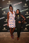 "Adepero Oduye and Naturi Naughton Attend Refinery29'S Opening Night of ""29Rooms: Powered by People"" During NYFW Held in Brooklyn, NY"