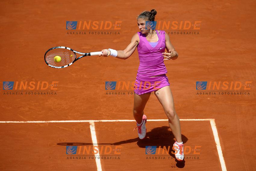 Sara Errani Italia.Parigi 5/6/2012 Roland Garros.Quarti di Finale Tennis Grande Slam.Foto Insidefoto / JB Autissier / Panoramic.Italy Only