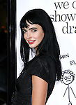 """HOLLYWOOD, CA. - October 20: Actress Krysten Ritter arrives at the Los Angeles Premiere of """"Zack And Miri Make A Porno"""" at Grauman's Chinese Theater in Hollywood, California."""