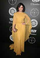 06 January 2018 - Santa Monica, California - Vanessa Hudgens. The Art Of Elysium's 11th Annual Black Tie Artistic Experience HEAVEN Gala held at Barker Hangar. <br /> CAP/ADM/FS<br /> &copy;FS/ADM/Capital Pictures