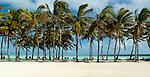 Take a seat. Aitutaki Lagoon Resort & Spa on Aitutaki, Cook Islands