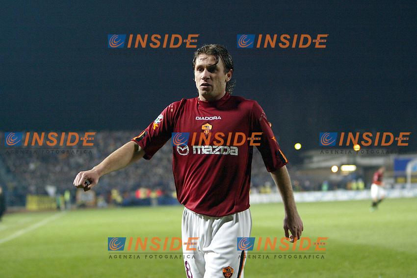 Empoli 20 Dicembre 2003 <br /> Empoli Roma 0-2<br /> Antonio Cassano (Roma)<br /> Foto Andrea Staccioli Insidefoto