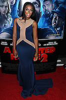 "LOS ANGELES, CA, USA - APRIL 16: Dawn Richard at the Los Angeles Premiere Of Open Road Films' ""A Haunted House 2"" held at Regal Cinemas L.A. Live on April 16, 2014 in Los Angeles, California, United States. (Photo by Xavier Collin/Celebrity Monitor)"
