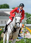 Olympic Games 2012; Equestrian - Venue: Greenwich Park. McLain Ward (USA).Horse: Antares.