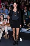 03.09.2012. Celebrities attending the  Leyre Valiente and Eva Soto Conde fashion show during the EGO Mercedes-Benz Fashion Week Madrid Spring/Summer 2013 at Ifema. In the image Alba Galocha (Alterphotos/Marta Gonzalez)