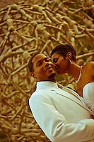 Wedding Photos of Wayne Wilson and Shereka Broughton