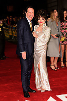 www.acepixs.com<br /> <br /> March 8 2017, London<br /> <br /> Percy Gibson and Dame Joan Collins arriving at the World Premiere of 'The Time Of Their Lives' at the Curzon Mayfair on March 8, 2017 in London<br /> <br /> By Line: Famous/ACE Pictures<br /> <br /> <br /> ACE Pictures Inc<br /> Tel: 6467670430<br /> Email: info@acepixs.com<br /> www.acepixs.com