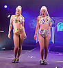 The Raunch <br /> London Wonderground, Southbank, London, Great Britain <br /> press photocall <br /> 10th May 2016 <br /> <br /> <br /> Hip-hop, rapping-tapping dancing twins My Bad Sister as The Bar Room Beauties<br /> <br /> <br /> Photograph by Elliott Franks <br /> Image licensed to Elliott Franks Photography Services