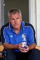 Wycombe Wanderers Manager, Peter Taylor during Stevenage Borough vs Wycombe Wanderers, Friendly Match Football at Broadhall Way on 25th July 2008