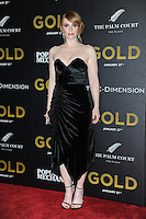 www.acepixs.com<br /> January 17, 2017  New York City<br /> <br /> Bryce Dallas Howard attending The World Premiere of 'Gold' at AMC Loews Lincoln Square 13 theater on January 17, 2017 in New York City.<br /> <br /> <br /> Credit: Kristin Callahan/ACE Pictures<br /> <br /> Tel: 646 769 0430<br /> Email: info@acepixs.com